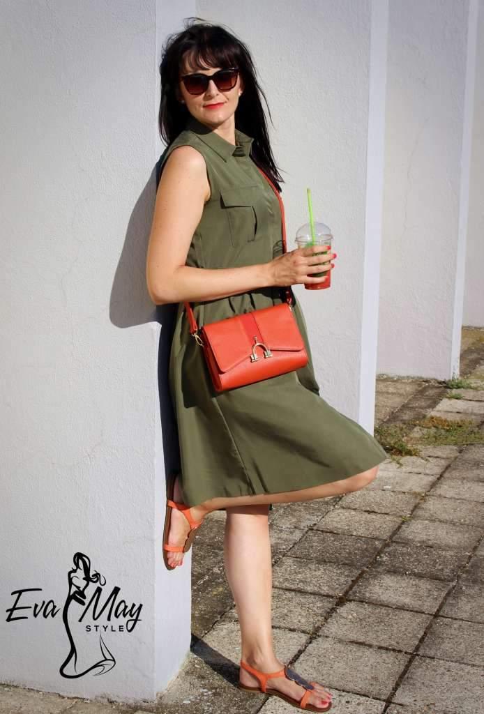 V hlavnej úlohe zelené šaty
